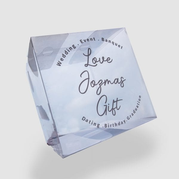 透明禮物訂做盒