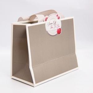 自訂絲帶紙袋