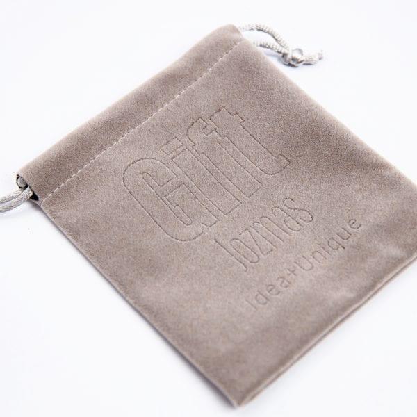 絨布首飾包裝袋