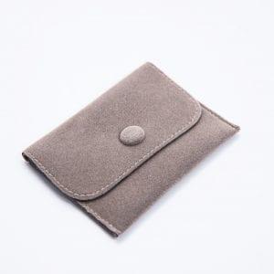 絨布首飾包裝鈕扣袋